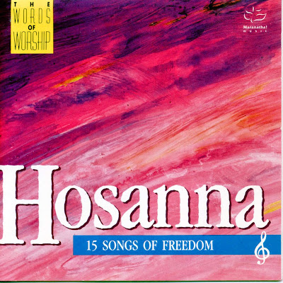 Words Of Worship-Hosanna-