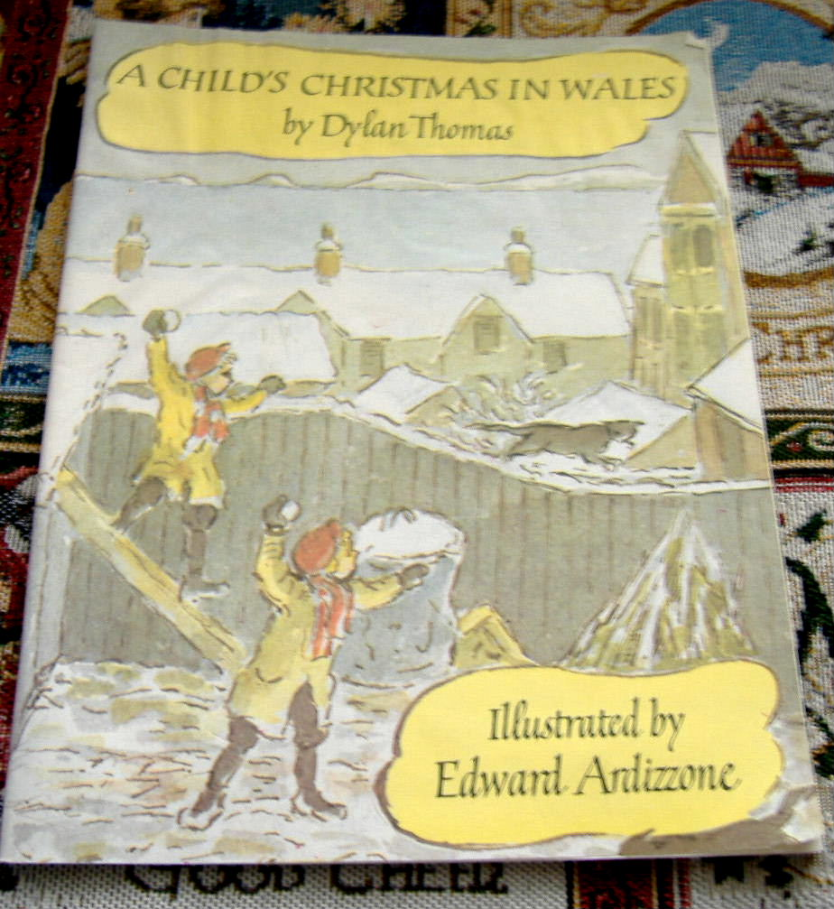 them as old friends we have forgotten but are delighted upon encountering them again a childs christmas in wales by dylan thomas is one of these
