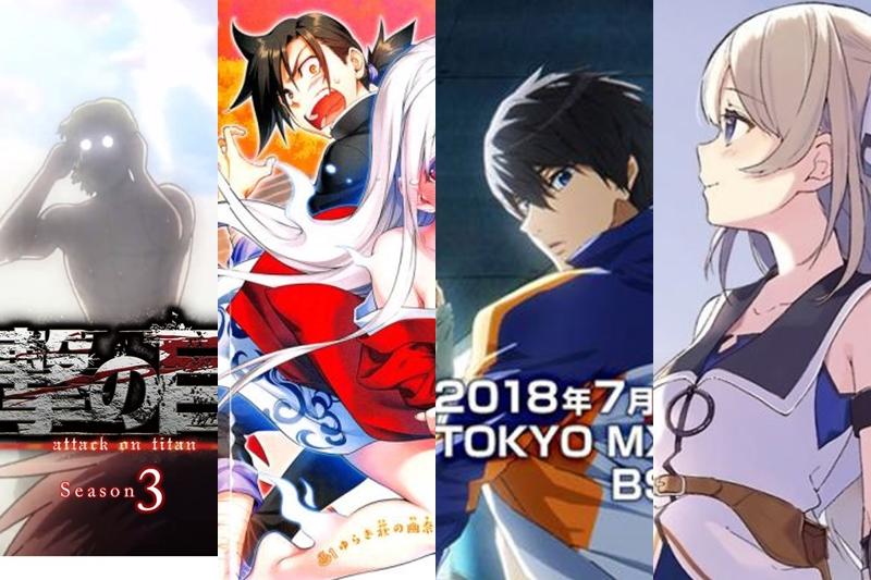 Setelah Kita Ditemani Beberapa Anime Yang Wajib Ditonton Dimusim Spring Kemaren Kali Ini Kembali Dengan Terbaik