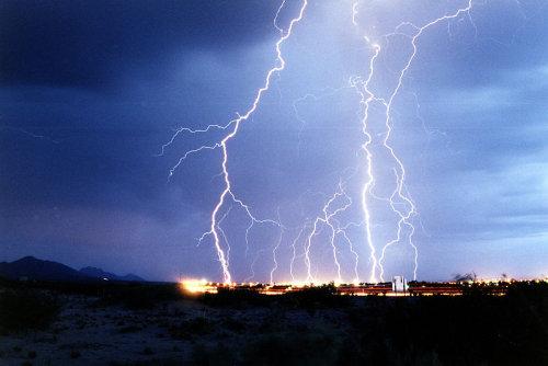 las cruces, lightning storm, lightning