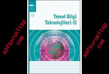 aöf, aöf ilahiyat, aöf Temel Bilgi Teknolojileri 2  kitabı,Temel Bilgi Teknolojileri 2 indir, Temel Bilgi Teknolojileri 2  kitabı pdf indir, Aöf ders kitapları, Temel Bilgi Teknolojileri 2  öğrenmek, Temel Bilgi Teknolojileri 2  nasıl öğrenilir, Temel Bilgi Teknolojileri 2  yardımcı kitabı, Temel Bilgi Teknolojileri 2  dersleri, ilahiyat Temel Bilgi Teknolojileri 2  dersi ,Temel Bilgi Teknolojileri 2