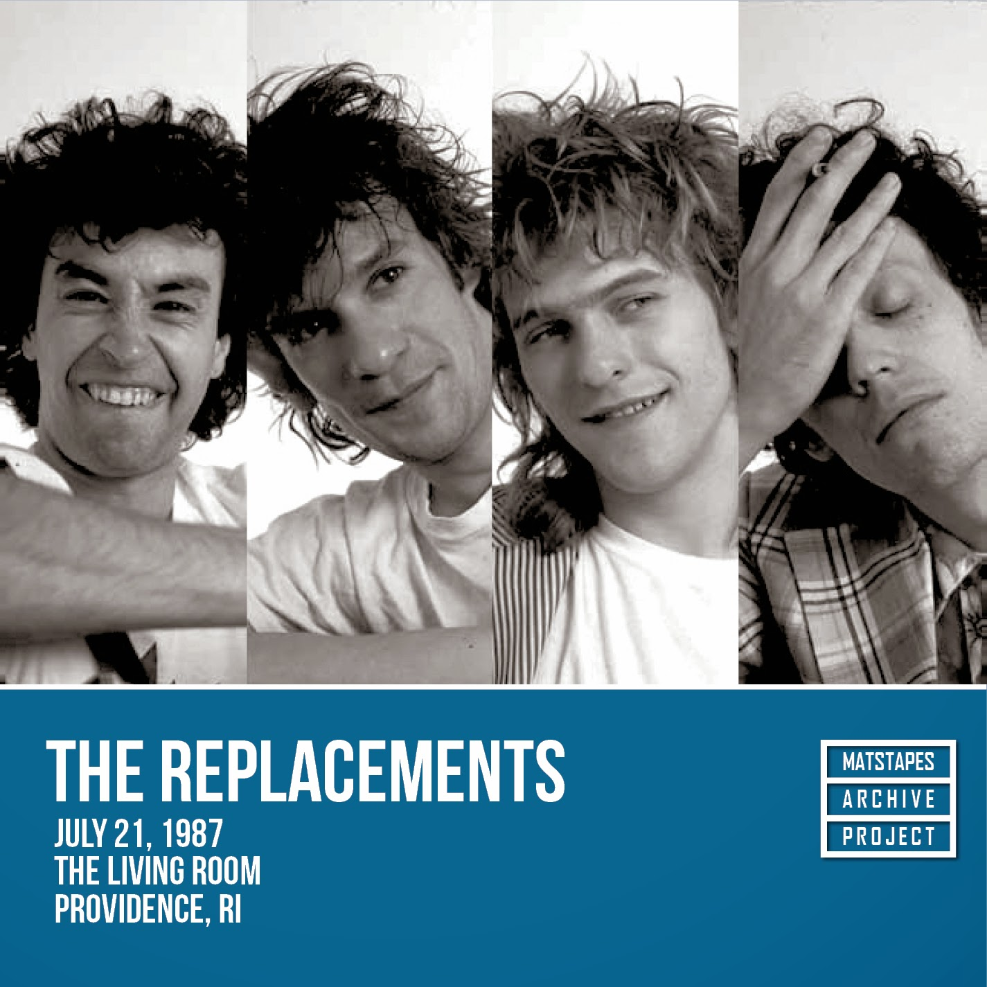 the living room providence ri the replacements live archive project july 21 1987 the 20855