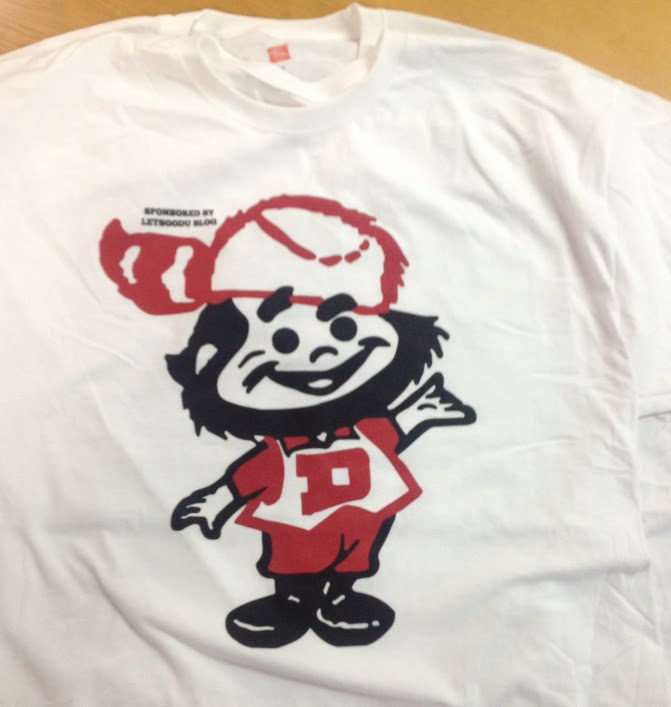 LetsGoDU  LetsGoDU s Boone T-Shirt Giveaway 063228b5b