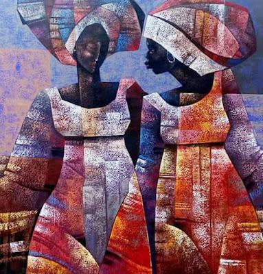 cuadros-mujeres-africanas-negras-donald-onuoha