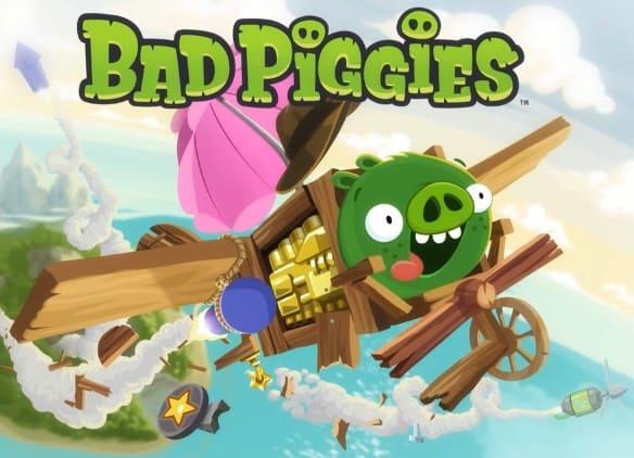 Bad Piggies HD Mod Apk v2.3.2 ( Coins/Scrap/Unlocked ) Terbaru