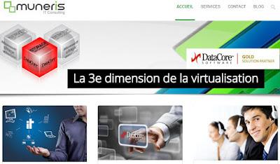 Channel News: Muneris premier VAR DataCore en Nouvelle Calédonie