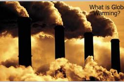 Pengertian dan Penyebab Global Warming