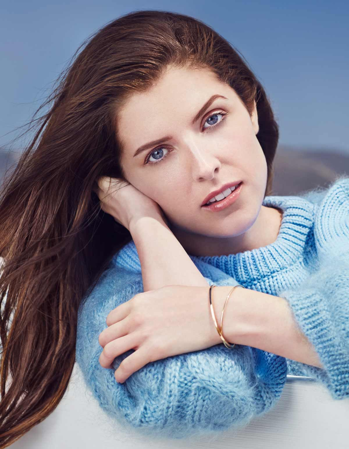 Anna Kendrick In Glamour Mexico November 2016 Issue