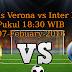 Agen Bola - N2bet.com | Hellas Verona vs Inter Milan 07-Febuary-2016