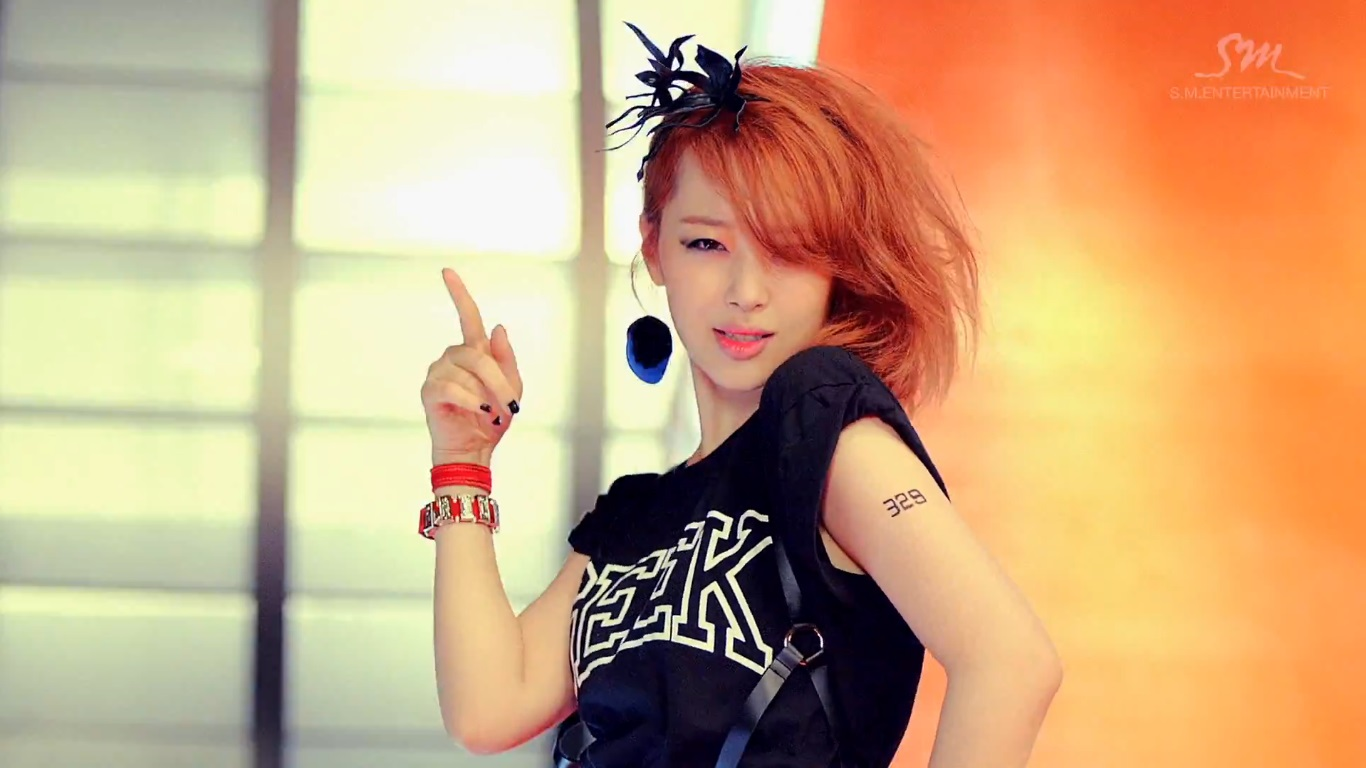 Star The World: f(x) rum pum pum pum F(x) Sulli Rum Pum Pum Pum