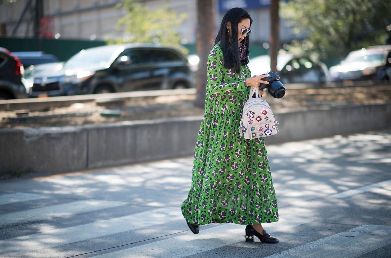 Street Style New York London Fashion Week Cool Chic Style Fashion