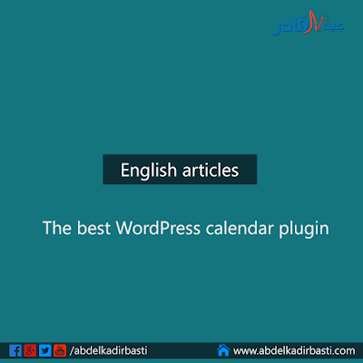 The best WordPress calendar plugin
