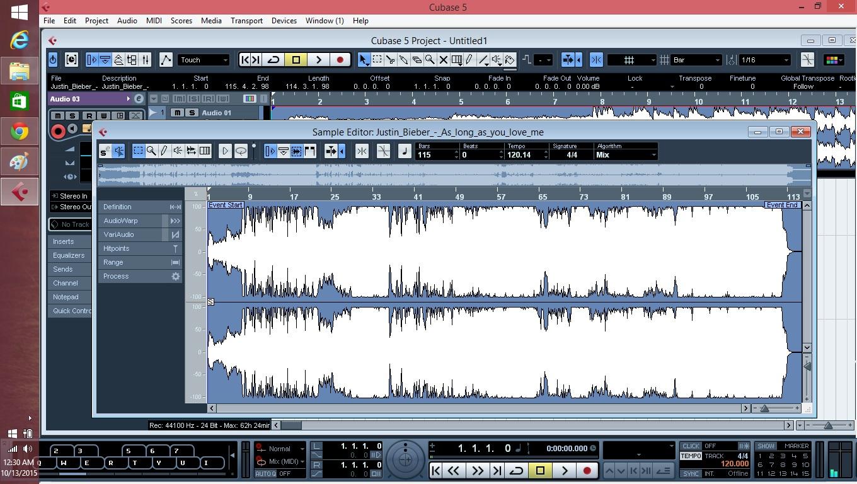 Cubase 5.1 air free download