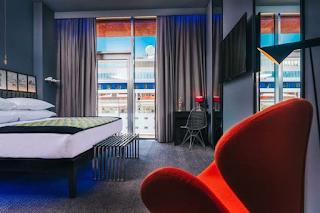 Ronaldo new 5 star hotel
