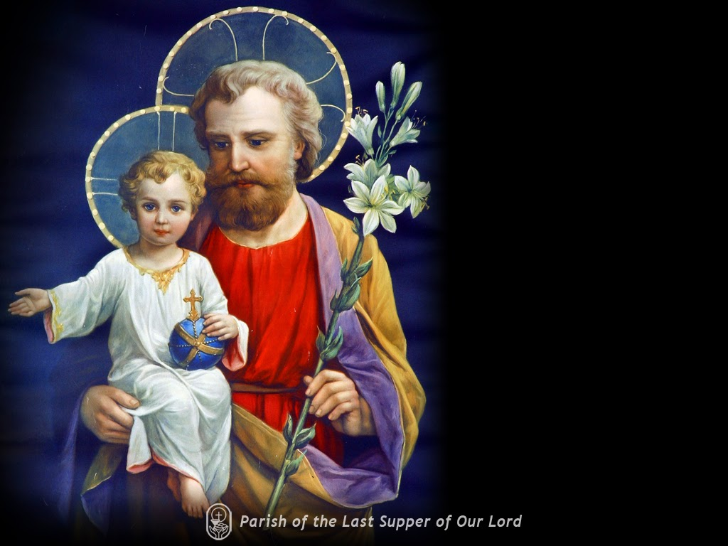 Infant Jesus Hd Wallpapers Holy Mass Images Saint Joseph Husband Of The Blessed