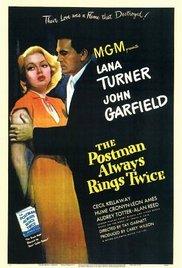 Watch The Postman Always Rings Twice Online Free 1946 Putlocker