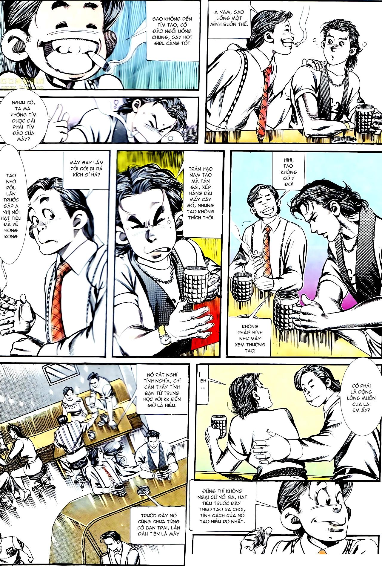 Người Trong Giang Hồ chapter 137: yêu nhất là ai trang 25