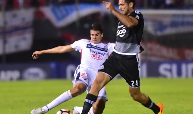 Olimpia vs Nacional Copa Sudamericana
