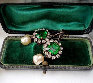 rhinestone jewelry. mdmButiik