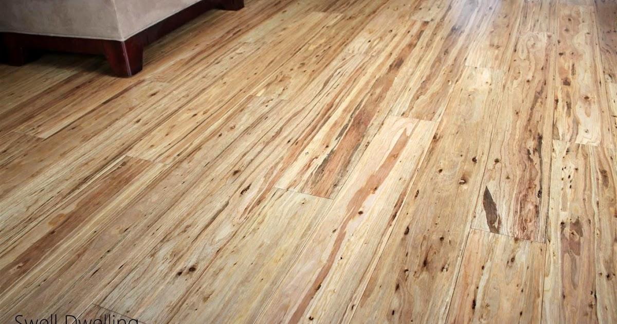 Pine Floor Finishes Comparison