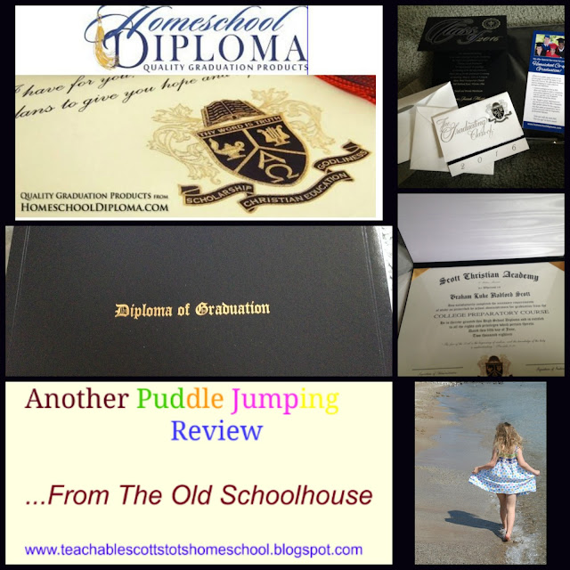Hashtags: #HSReview #HSGraduation #Diplomas, Homeschool Graduation, Graduation, Diplomas, Graduation Announcements, Homeschool Diploma