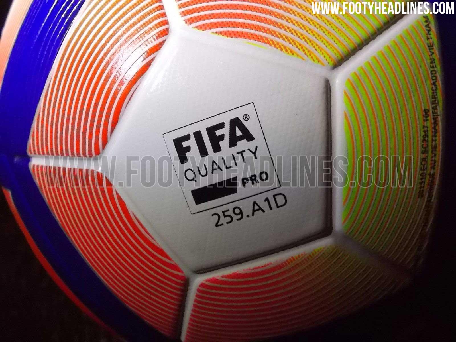 La Liga: Nike 16-17 La Liga Ball Revealed + New Ball Deal Announced