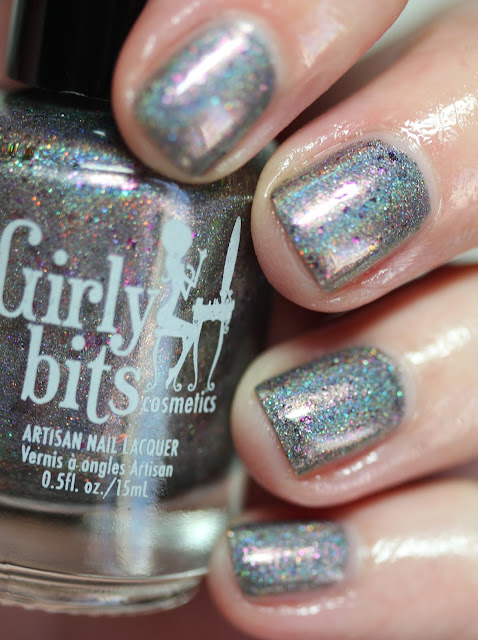 Girly Bits Steely Resolution January 2017 CoTM