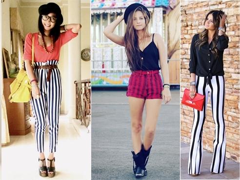 9909b075cb Aproveite a moda cropped para usá-los por cima de vestidos ou blusas mais  compridas. Elas ajudam a alongar o corpo.