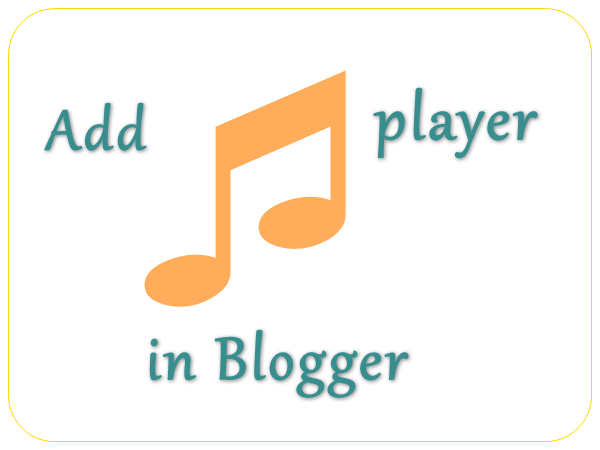 Blogger Me Mp3 Audio File Upload and Play kaise kare