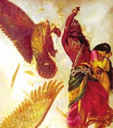 Penculikan Sita oleh Ravana