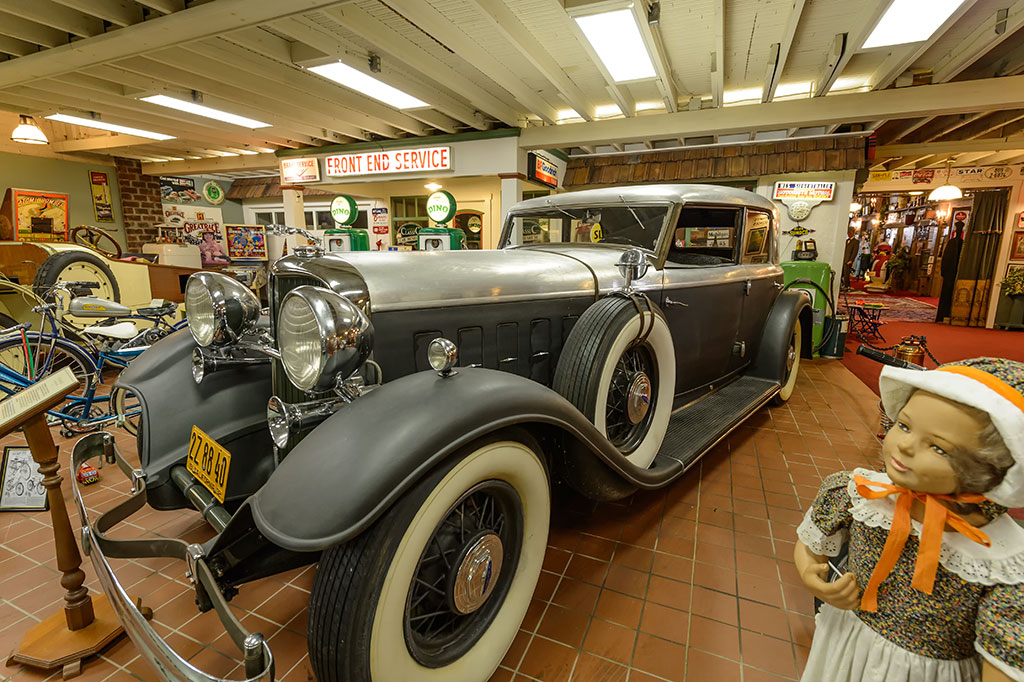 1932 Lincoln KB once owned by Admiral Byrd