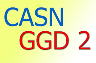 INFO PENDAFTARAN CASN GGD 2 RESMI DIBUKA AGUSTUS 2016