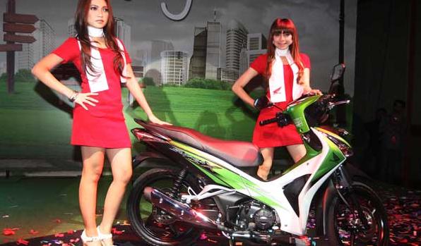 Harga Honda Supra X 125 Helm in PGM-FI - Otogrezz