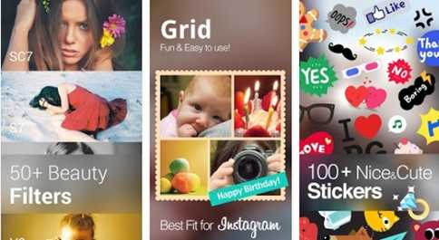 Aplikasi Android Menggabungkan Foto