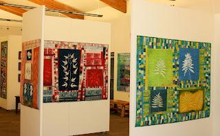 Flora, Fauna and Flow, exhibit by Sue Reno, image 3