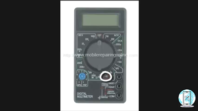 this point is called the buzzer or continuity testing in digital multimeter