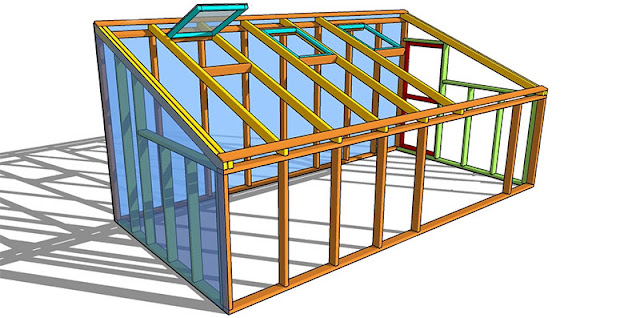 Polycarbonate Twinwall Structure