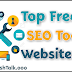 Top Free Seo Tools Websites
