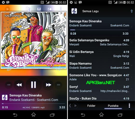 poweramp music player full apk