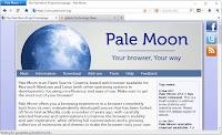 تحميل متصفح Pale Moon