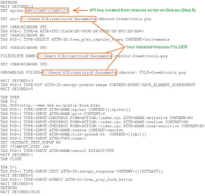 auto bitcoin script