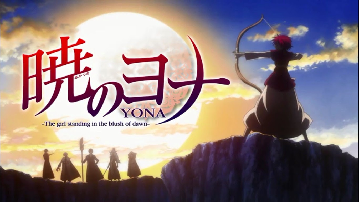 Review Anime Akatsuki No Yona