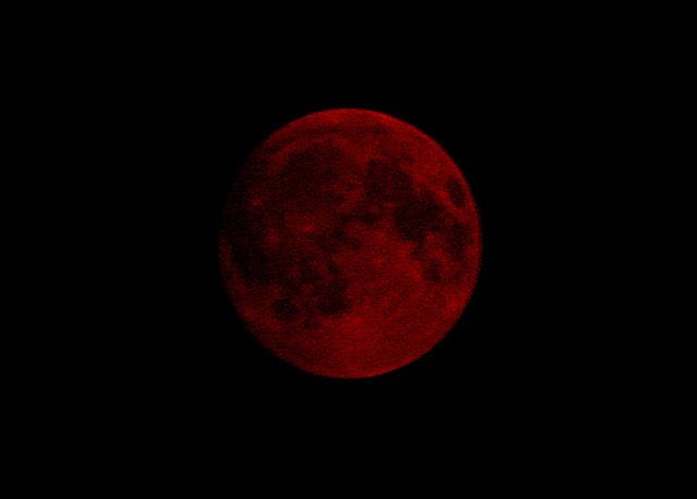 blood moon tonight detroit - photo #41