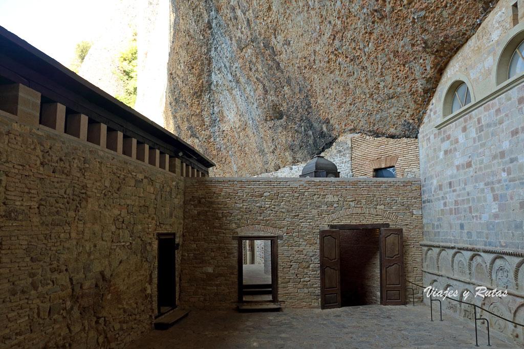 Panteón de los Nobles de San Juan de la Peña, Huesca