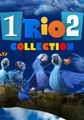 Rio Coleccion DVD R1 NTSC Latino
