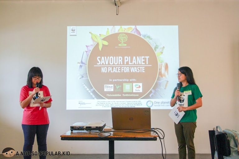 WWF's Savour Planet Initiative on Reducing Food Wastes
