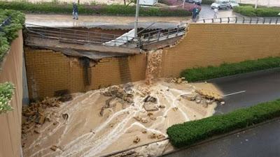 بعد موجة السيول:الارصاد تحذر المواطنين..بلغوا عن أي كائنات غير معتادة