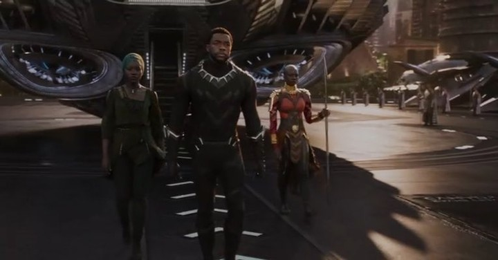 Black Panther Brand New Trailer Is Here.