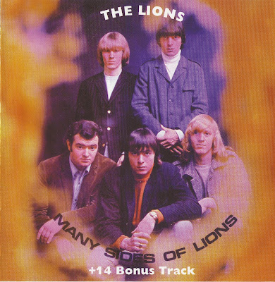 The Lions - Many Sides Of Lions