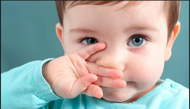 Tips Meringankan Gejala Pilek pada Bayi